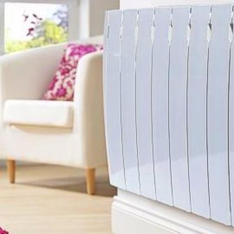 Calefacción eléctrica: Servicios de Velca Electricidad