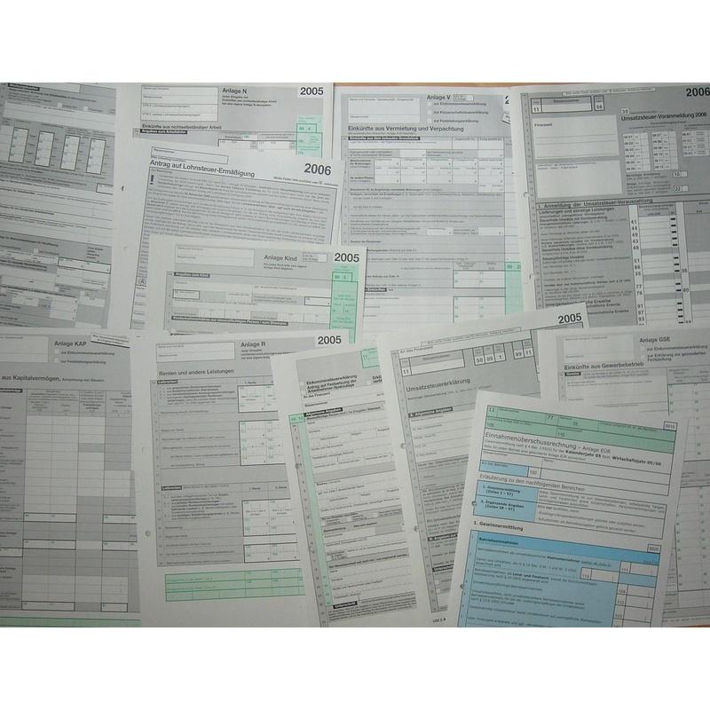 Área fiscal y procedimientos tributarios: Servicios de J.M.A. Gestión Integral 2007