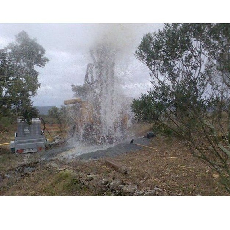 Perforaions Pla I'Estany empresa dedicada a descontaminar aguas en Girona