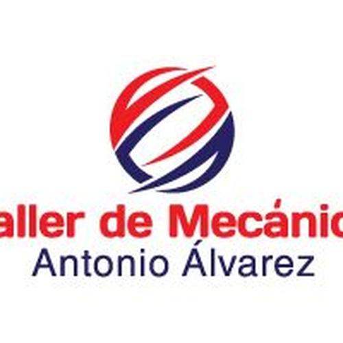 LOGOTIPO TALLER ANTONIO ALVAREZ