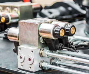 Mantenimiento, montaje y reparación de maquinaria industrial en Valencia