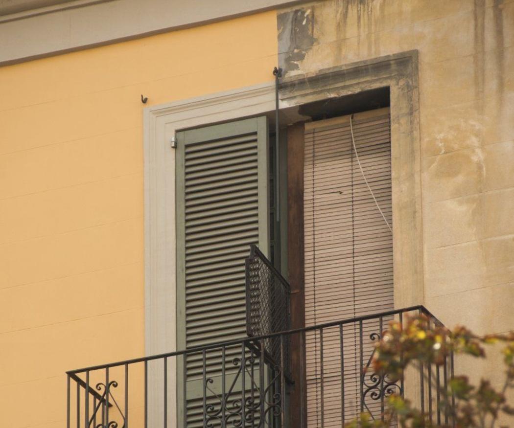 Problemas típicos en las fachadas