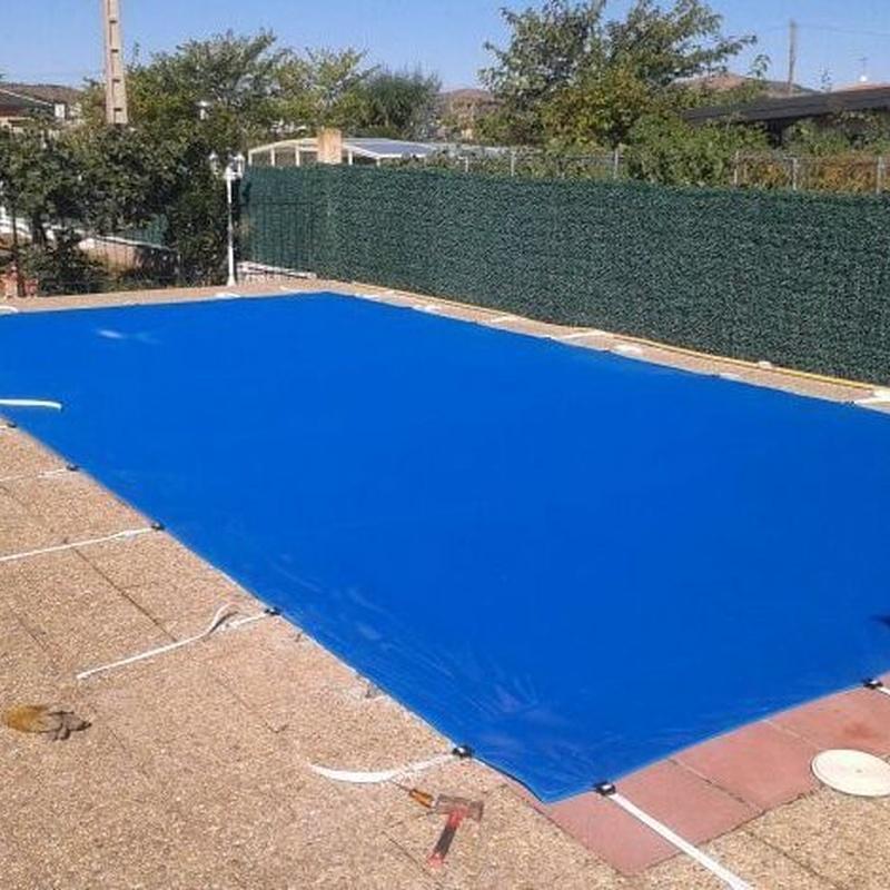 Mantenimiento de piscinas: Catálogo de Remarsa