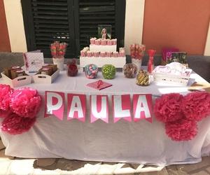Comunión de Paula