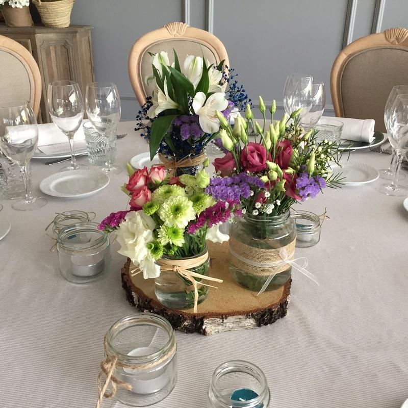 Centros de mesa: Catálogo de Floristería Iris