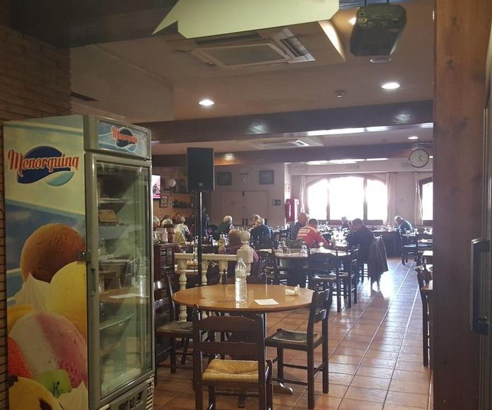 Restaurante para grupos: Nuestras especialidades de El Caliu Brasería Restaurante