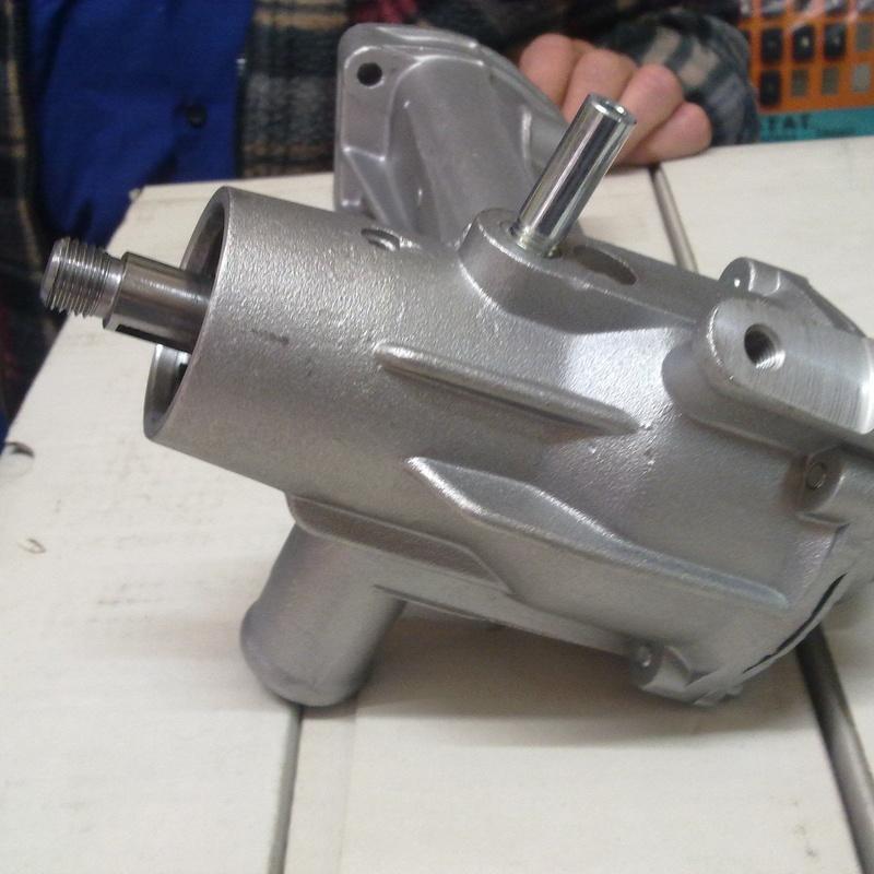 Bomba De Agua Seat 600: Catálogo de productos de Accesorios y Recambios Rubí