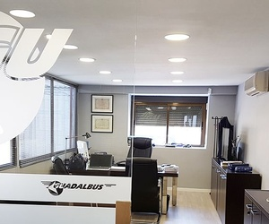 Las oficinas de Guadalbus