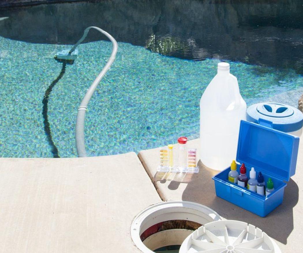 El control de agua en las piscinas públicas