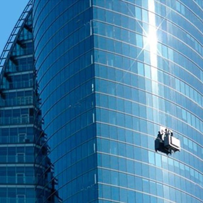 Ventajas de los trabajos verticales