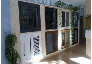 Puertas y ventanas de PVC