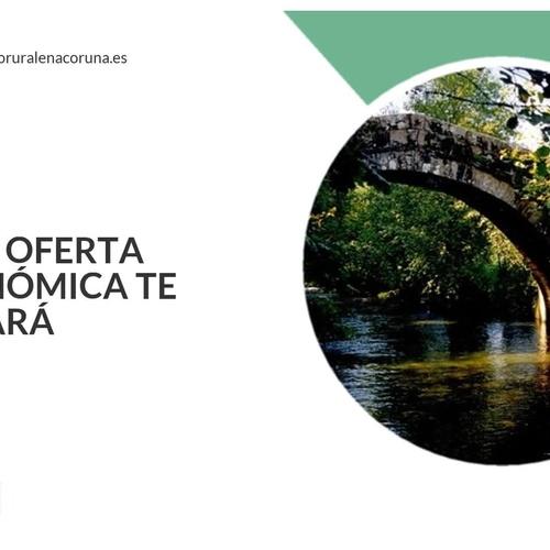 Turismo rural en Galicia :: Casas rurales en Coruña