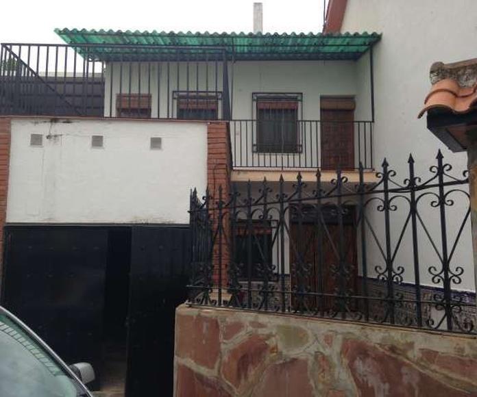 Venta de chalet en urbanización Santa Ana: Inmuebles de Inmobiliaria Minerva