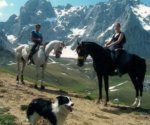 Rutas a caballo por Picos de Europa