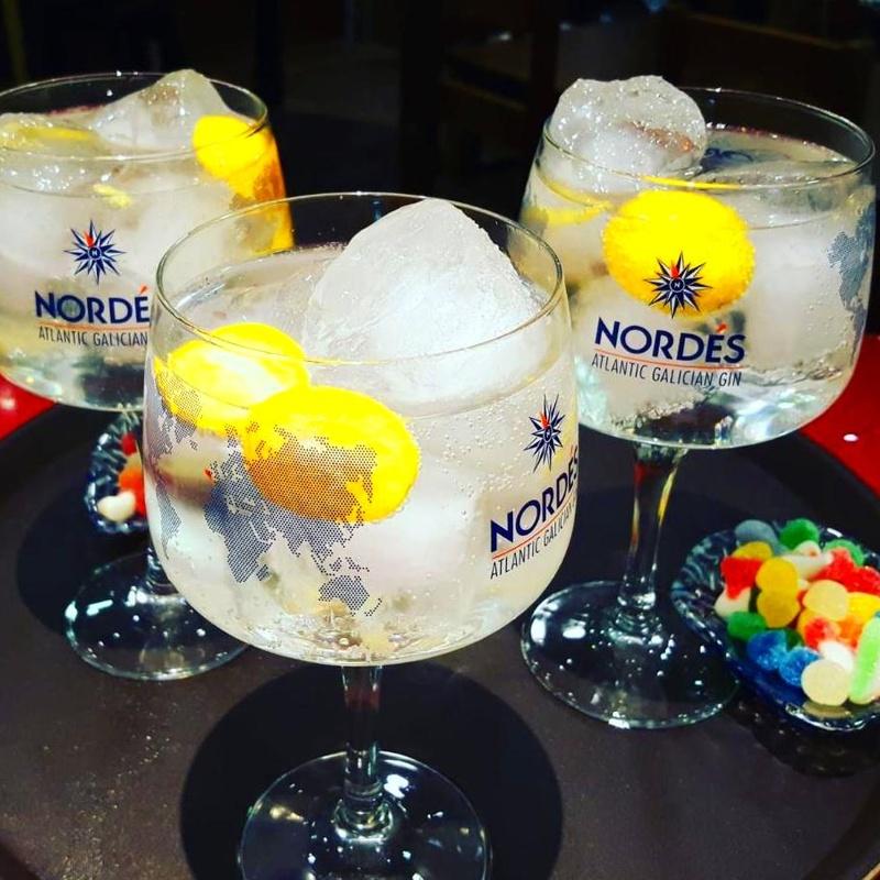 Bebidas: Carta de Bar Restaurante Doña Elena