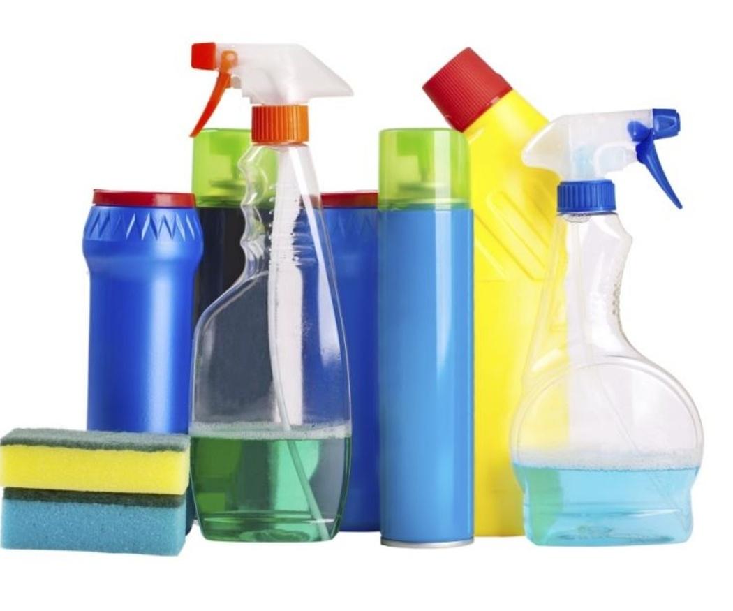Productos básicos de limpieza