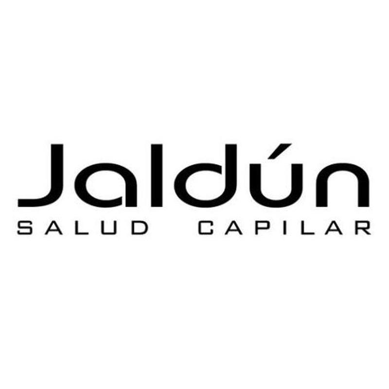 Tratamientos capilares Jaldún: Servicios de Esther Ruiz Peluquería y Estética