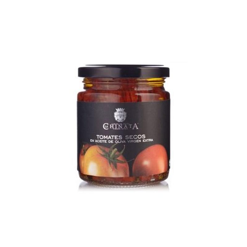 Tomates secos en aceite de oliva virgen extra: Selección de productos de Jamonería Pata Negra