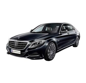 Nuestros vehículos: Mercedes Clase S