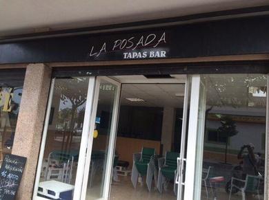 """Inauguración de un nuevo local en palma """" la posada"""" (16-08-2014)"""