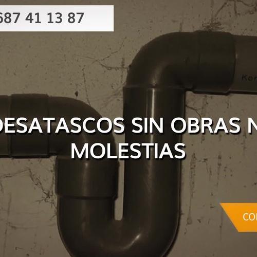 Desatascos urgentes en Bilbao | Selan Desatascos