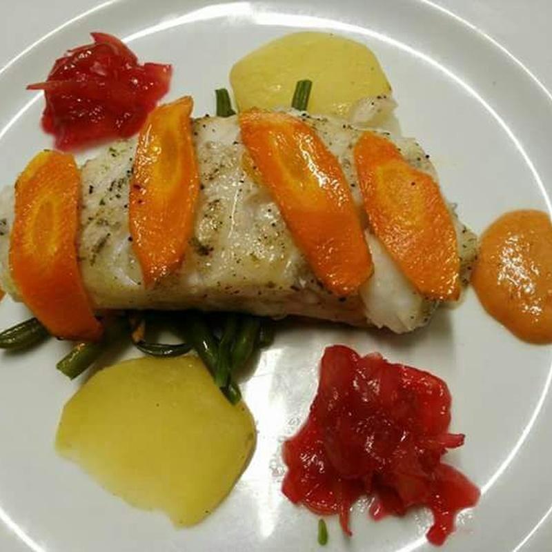 Menú diario: Carta de Brasería Marc Restaurant