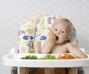 Baby-Led Weaning: aprende sobre la alimentación sin papillas para tu bebé