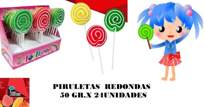 REGALICES , CARAMELOS Y PIRULETAS .: Golosinas y caramelos de Distribuciones Icart & Navarro