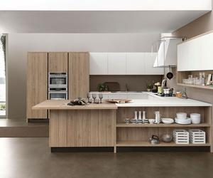 Cocina modelo Esencia arena