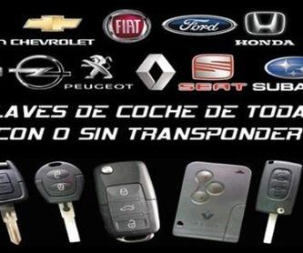 Herramientas eléctrica: Servicios de Auto Llaves Express