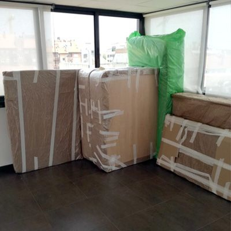 Mudanzas de oficinas: Servicios de Mudanzas Crismark