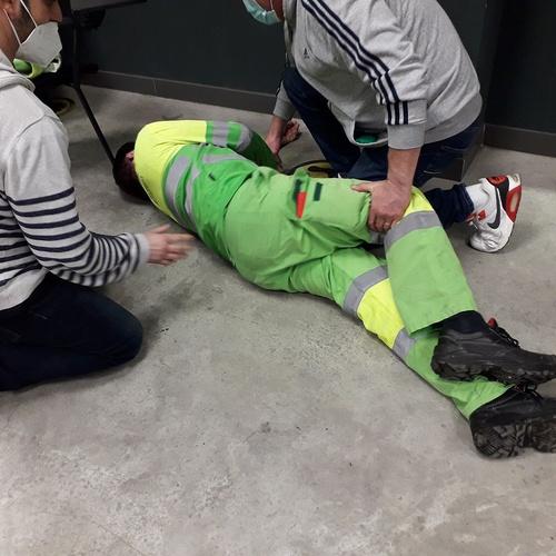 Cursos de primeros auxilios en Sabadell