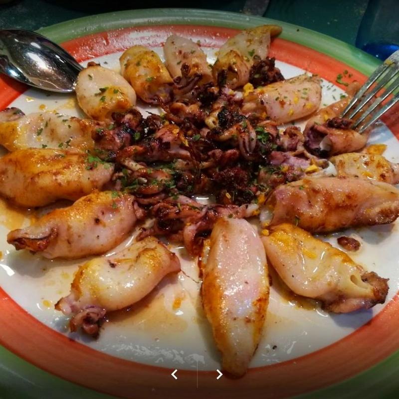 Restaurantes especialidad pescados Gijon