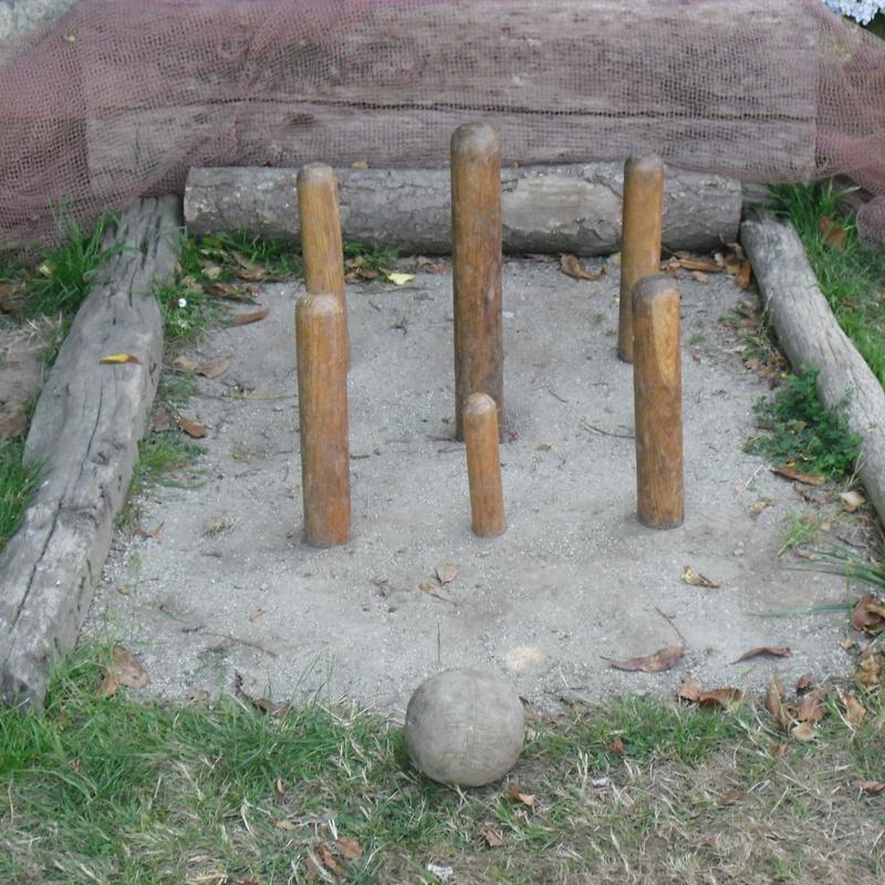 Juegos Tradicionales: Actividades de Taberna O´Cruceiro Multiaventura