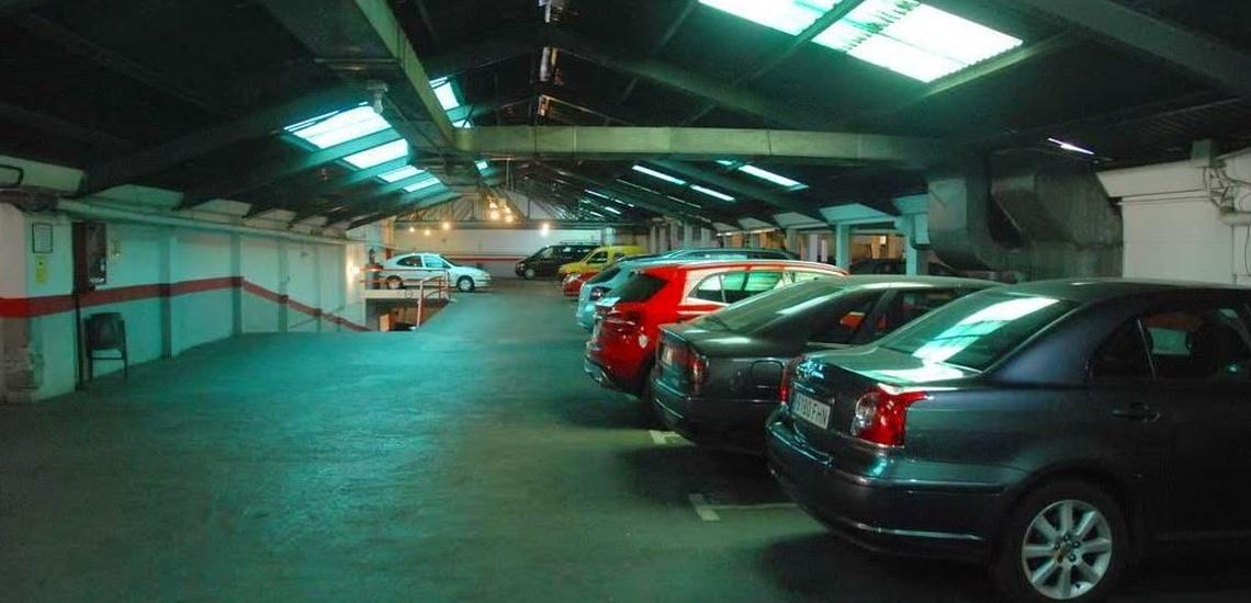 Alquiler de plazas de garaje en Vista Alegre, Madrid | Garaje Cuesta