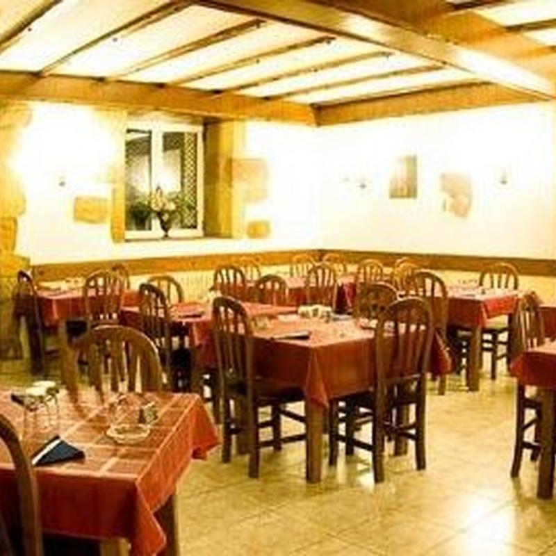 Resturante: Restaurante y alojamiento de Berazadi Berri