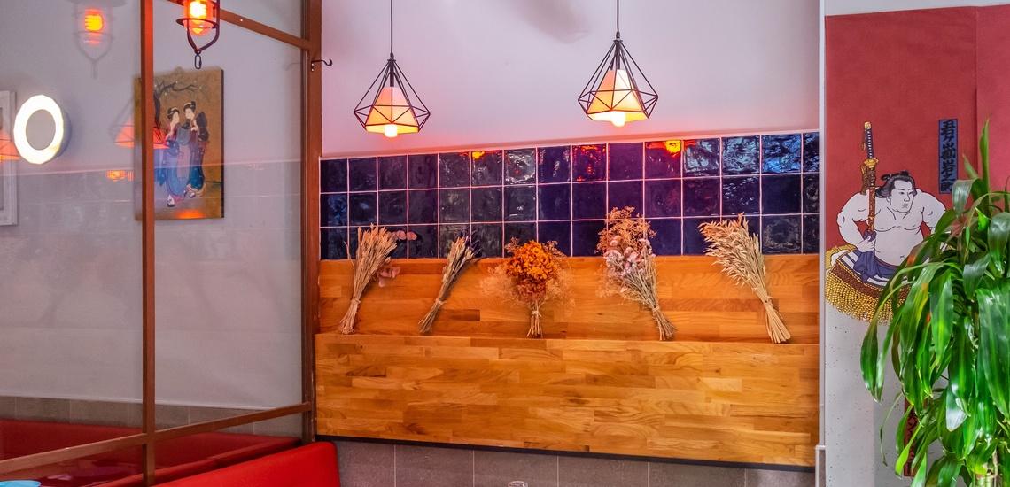 Wok buffet japonés Barcelona