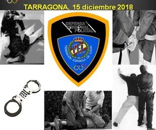 Defensa personal policial - Kobudo policial