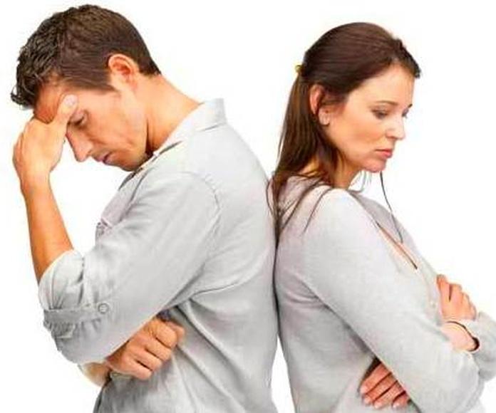 Divorcio: Terapias de Sancho y Sánchez Psicólogos