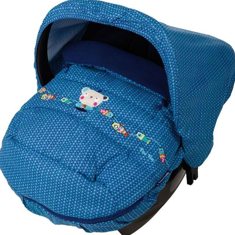 Mini Saco Invierno Niño Kimono Tuc Tuc : Productos de Mister Baby