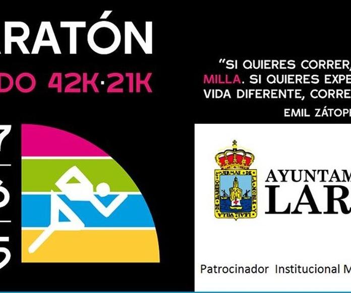 MARATÓN LAREDO - 7 JUNIO 2015