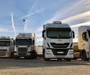 Transporte de mercancías por carretera en Murcia | Transportes Anglomur, S.L.