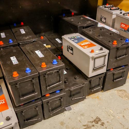 Baterías tienda Ciudad Lineal