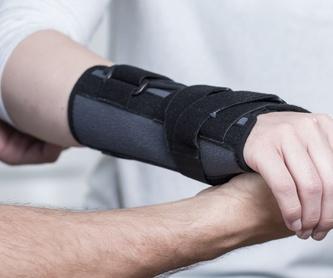 Osteopatía: Servicios de Zona Salud Bilbao