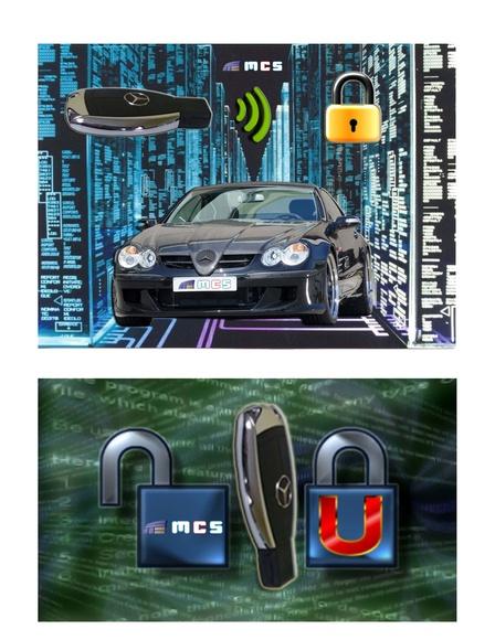 Catálogo Servicios de Reparación & Clonado de Módulos & Llaves Mercedes-Benz
