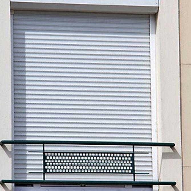 Las persianas mejoran la eficiencia energética de tu hogar