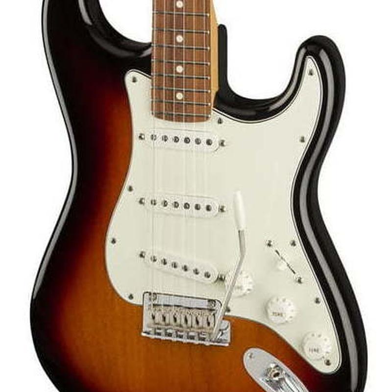 Fender Player Series Strat PF 3TS nuevas strat mexico