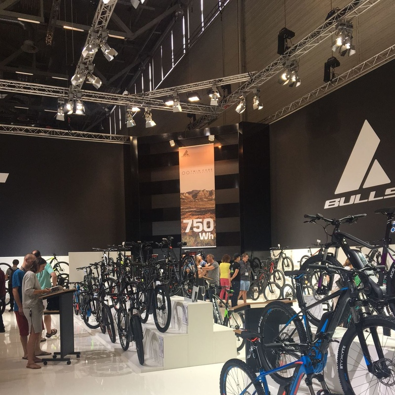 MARCAS DISTRIBUIDAS :  de E-Bike Guadarrama