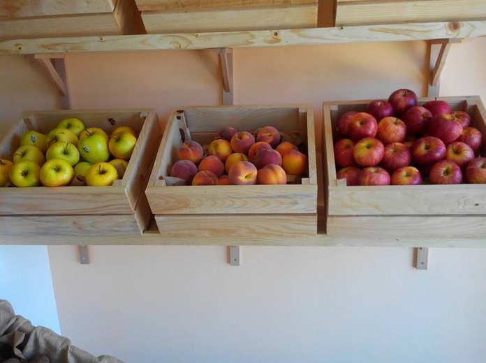 Frutas ecológicas: Productos de Mizona Ecológica