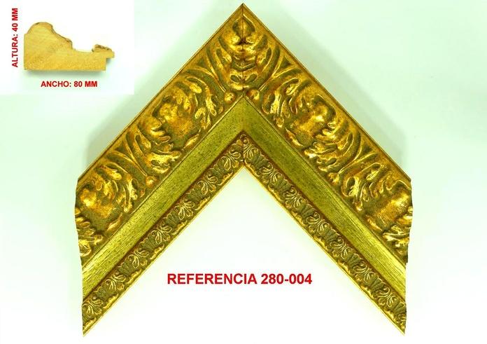 REF 280-004: Muestrario de Moldusevilla